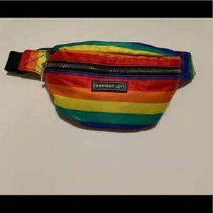 Madden Girl Rainbow 🌈 Fanny Pack